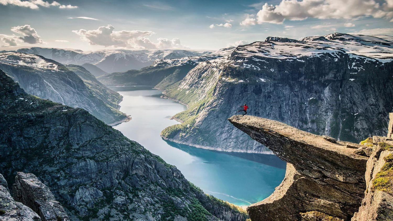 купить путевку в норвегию из москвы