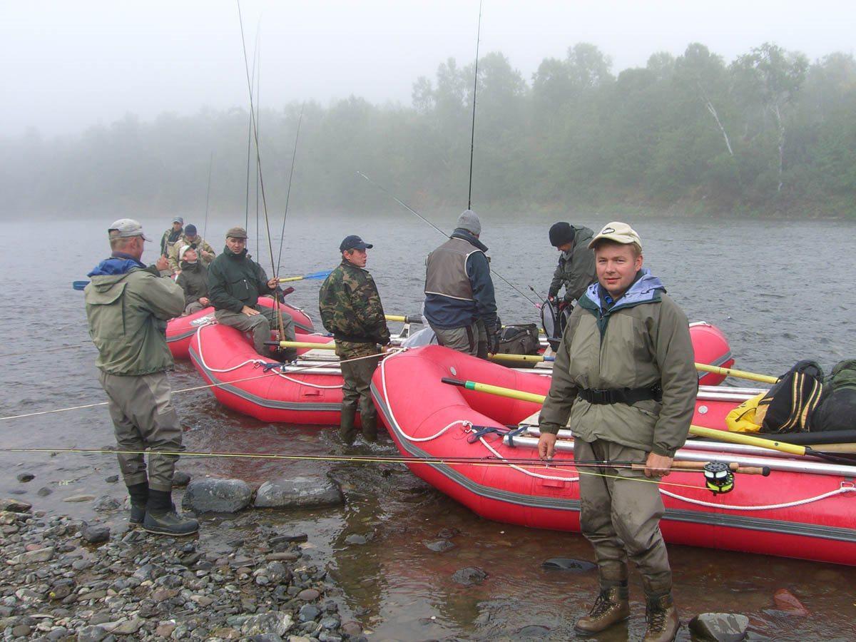 Отпуск за границей с рыбалкой