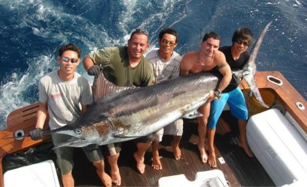 рыболовные туры на пхукете
